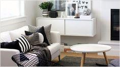 Simplicidade e elegância Mobiliário impecável - Westwing.com.br - Tudo para uma casa com estilo