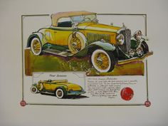 1933 Four Seasons Studebaker by Ken Dallison