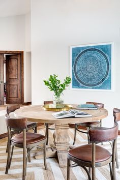 Lexi Westergard Design | Living Room | Game Room | Dining table