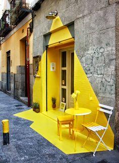 design-dautore.com: Facade Installation in Madrid