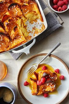 This cardamom baked French toast recipe incorporates cardamom, brioche or challah bread and maple syrup to create the ultimate breakfast recipe. Whether you're looking to make this French toast recipe on its own or paired with eggs, bacon or sausage for a holiday brunch recipe, it's a great choice for a French toast recipe.#frenchtoastrecipes #frenchtoast #brunchrecipes #breakfastrecipes