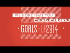 How you can Achive your goals in 2014