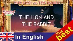 Аудиосказка Лев и заяц на английском. The lion and the rabbit.
