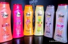 Tone Body Wash reviews - A Girl's Gotta Spa!