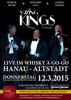 Swing Kings Live 12.03.2015