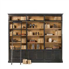 Librería modular clásica de salón Trieste 1 Cómpralo en www.betty-co.com