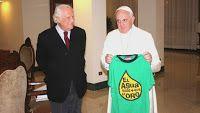 Huy Carajo: Filtran la Encíclica Verde, el documento más ambie...