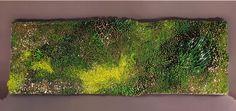 Somewhere between an air photo, grass blades and awesome. Glass sculptures by Shayna Leib Moss Art, Air Photo, Stained Glass Suncatchers, Moss Garden, Colossal Art, Pottery Sculpture, Installation Art, Illustration Art, Fine Art