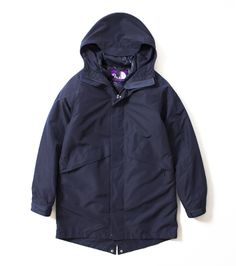 The North Face Purple Label Detachable Lining Field Coat $700