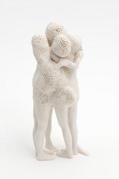 Ceramic sculptures by Claudia Fontes Sculptures Céramiques, Tree Sculpture, Lion Sculpture, Sculpture Ideas, Ceramic Sculptures, Painting Inspiration, Art Inspo, Frieze Magazine, Contemporary Art
