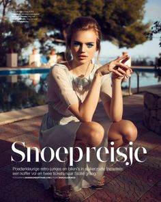 snoepreisje: milou sluis by dennison bertram for marie claire netherlands july 2013 | visual optimism; fashion editorials, shows, campaigns & more!