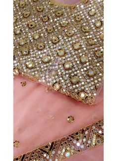 Order contact my whatsapp number 7874133176 Peach Mirror Work Saree Mirror Work Kurti, Mirror Work Dress, Mirror Work Blouse Design, Mirror Work Saree, Embroidery Neck Designs, Creative Embroidery, Indian Embroidery, Cutwork Saree, Peach Saree