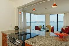 Waterfront living and condominiums