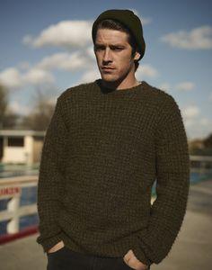 Vinnie Woolston - Scotch & Soda Fall/Winter 2015 Lookbook