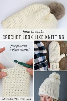 489 Best Crochet Stitches Techniques Images In 2019 Crochet