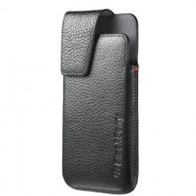 Estuche Blackberry Z10 - Leather Swivel Holster - Negra  $ 53.545,45