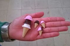 Deemak Twins: W.I.P. thinking of ice-creams ♥