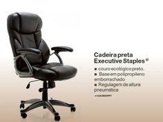 CADEIRA EXECUTIVE PLUS™ STAPLES®