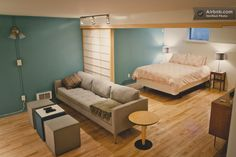 Mid-century Modern Apartment in Seattle from $75 per night