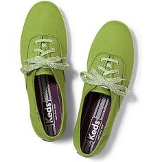 Keds Champion Sweater Lace ($25) ❤ liked on Polyvore featuring shoes, sneakers, keds, moss green, lacing sneakers, lacy shoes, lace up sneakers, keds sneakers e laced shoes