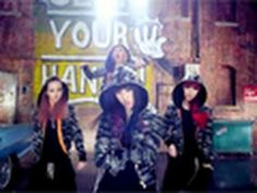 """Clap Your Hands - 2NE1 - From the album """"To Anyone"""". They certainly have their own thing going on, don't they?"""