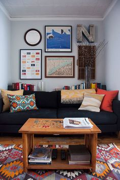 living room*textiles*art