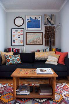living room*textiles*art