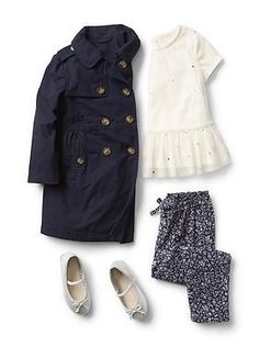 Baby Clothing: Toddler Girl Clothing: shop by outfit her new arrivals | Gap