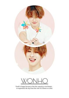 Monsta X 몬스타엑스 - 원호 WonHo WALLPAPER