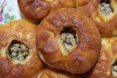 Пошаговый рецепт беляшей с мясом в духовке