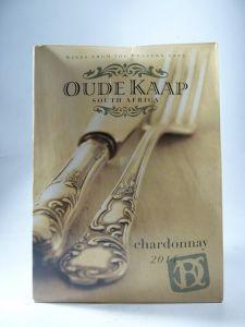 DGB Estate - Oude Kaap - Chardonnay, Chenin blanc - Western Cape, Zuid-Afrika - Vinthousiast, Rupelmonde (Kruibeke) - www.vinthousiast.be