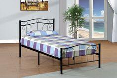 Donco Kids Twin Bed Black MPD-1186SBK