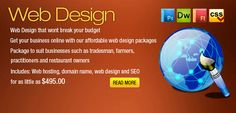 Web Design - Australia (Shortcut to Development and Applications)