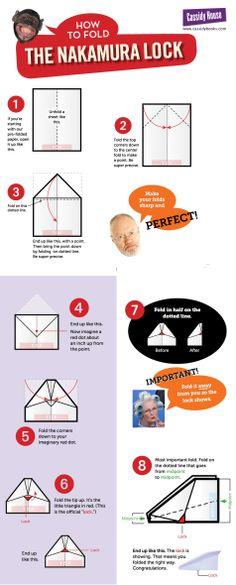 Hexaflexagon by Harvey Kurtzman | Arty | Pinterest | Origami, Craft ...
