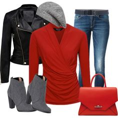 A fashion look  featuring Forever New jackets, Dondup jeans and Joie ankle booties. Browse and shop related looks.