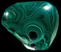 Malachite was named due to colour similar to green of mallow leaves. Among many mythical properties, as protection, hope, peace, it has power of detecting impending danger and is a guardian stone of travellers.
