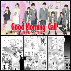 This is why all manga fans will LOVE 'Good Morning Call' – Behind ... Good Morning Call Manga, Good Morning Kisses, Japanese Show, Japanese Drama, Romantic Comedy Movies, Drama Movies, Live Action, Playful Kiss, Movies