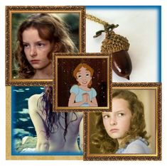 """Disney Dreamcast : Wendy Darling"" by blackthespianqueen ❤ liked on Polyvore featuring art"