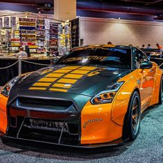 """Liberty Walk GT-R  Follow @GTR_Motorsports  Freshly Uploaded To www.MadWhips.com  Photo by @jakem3vert"""