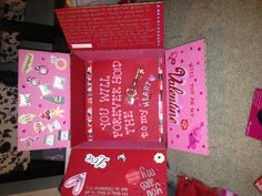 Valentines day care-package