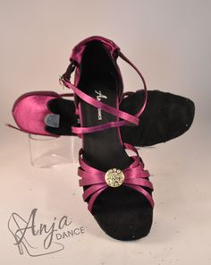 Varieyt of heel heights available. Sizes from EU to EU Other sizes available to order. Available in other colours. For current prices and to order visit the website. Ballroom Dance, Pretty Shoes, Rock N Roll, Plum, Royalty, Dance Shoes, Satin, Colours, Website