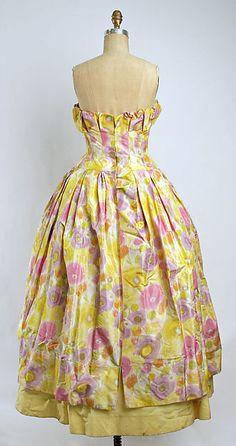 House of Balmain | Evening dress | French | 1960s