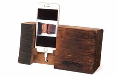 iPhone 6 stand by RenovatioImperii on Etsy
