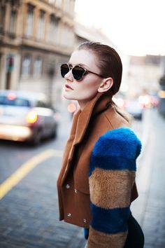 Suzana I Love Winter, Winter Style, Autumn Winter Fashion, Fall Winter, Stylish Baby, Bold Prints, Winter Accessories, Pattern Mixing, Stay Warm