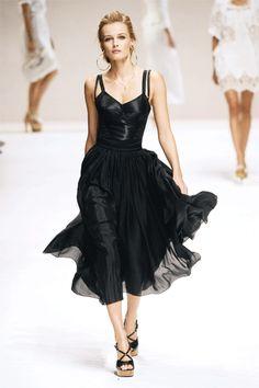 Dolce and Gabbana Runway