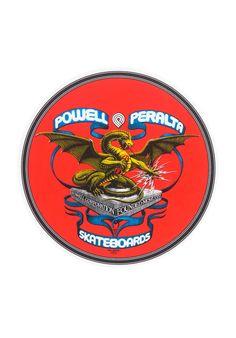 Powell-Peralta Banner-Dragon-4, no-color #Misc. #AccessoriesMale #titus #titusskateshop