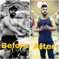 """There was a time when I weighed more than 105 kgs. Now it's been just seven weeks since I have joined """"AD Fitness Studio"""" and here I am……from fat to fit, from lethargic to active and reduced Healthy weight more than 20kgs. In the beginning it was hard but tons of credit goes to """"AD Fitness Studio"""" for valuable input on diet and exercises by experienced trainers.There is no shortcut to achieve your goals but the journey can be made interesting if you are in safe pair of hands.  -Lucky Singh…"""