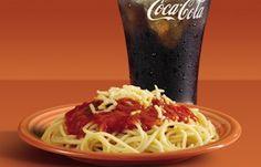 McDonald's McSpaghetti in the Philipines