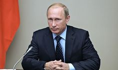 Putin reaffirms support for Assad as he decries 'propaganda' against Syria | World news | The Guardian