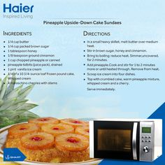 Treat your sweet buds to this delectable #recipe with #Haier.